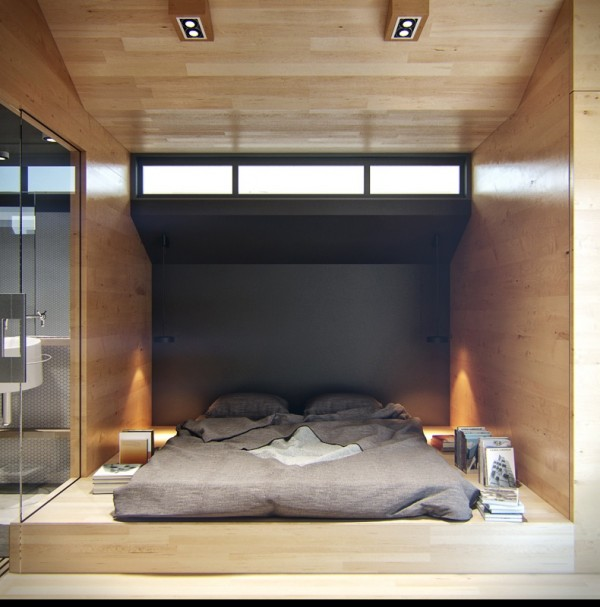 Compact Apartment with Snug Storage