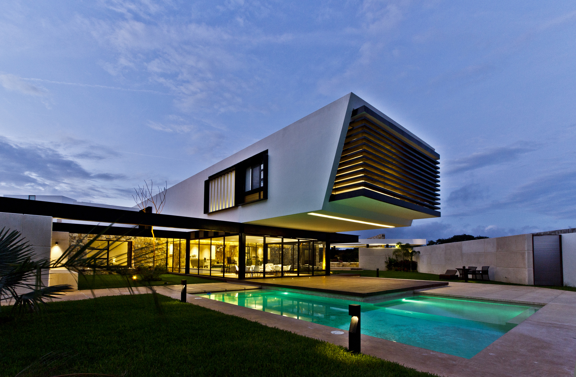 In Vogue Luxury at Temozon House in Yucatan, Mexico