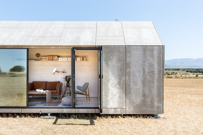 Portable Home ÁPH80 by ÁBATON