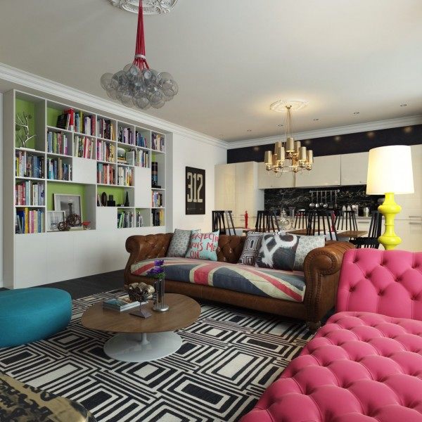 Pop Art Apartment