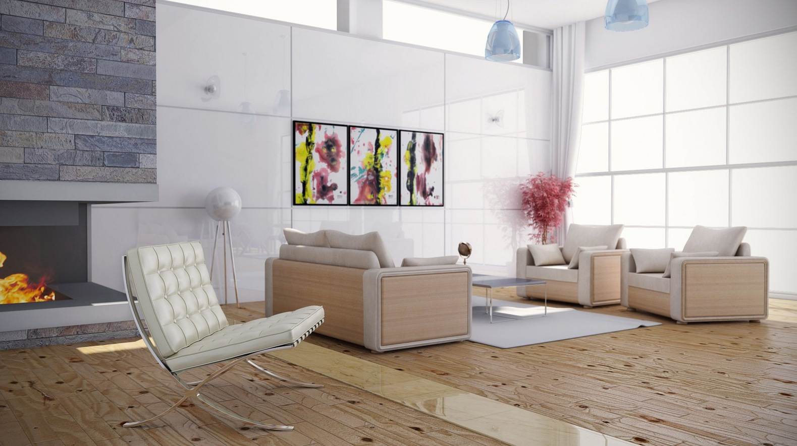bright-colored-room-ideas-classically-cool-living-rooms-feminine-bright-color-scheme-living
