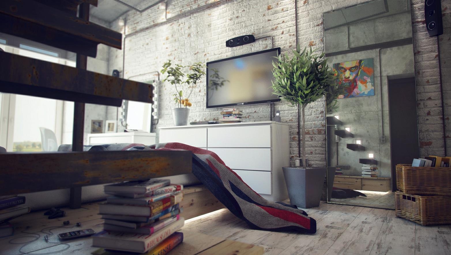 Loft-interior-design