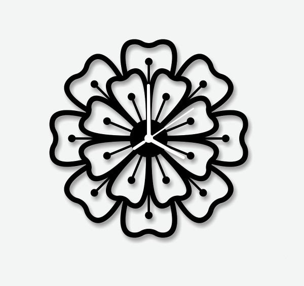 floral-clock-design-600x565