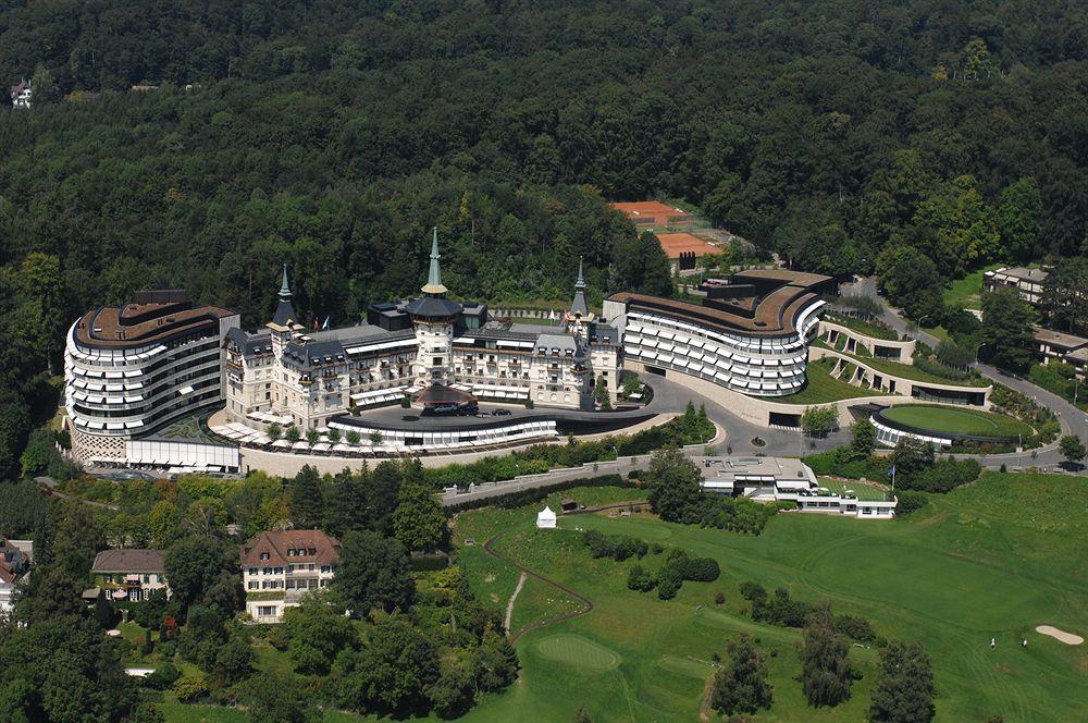 The Dolder Grand in Zurich