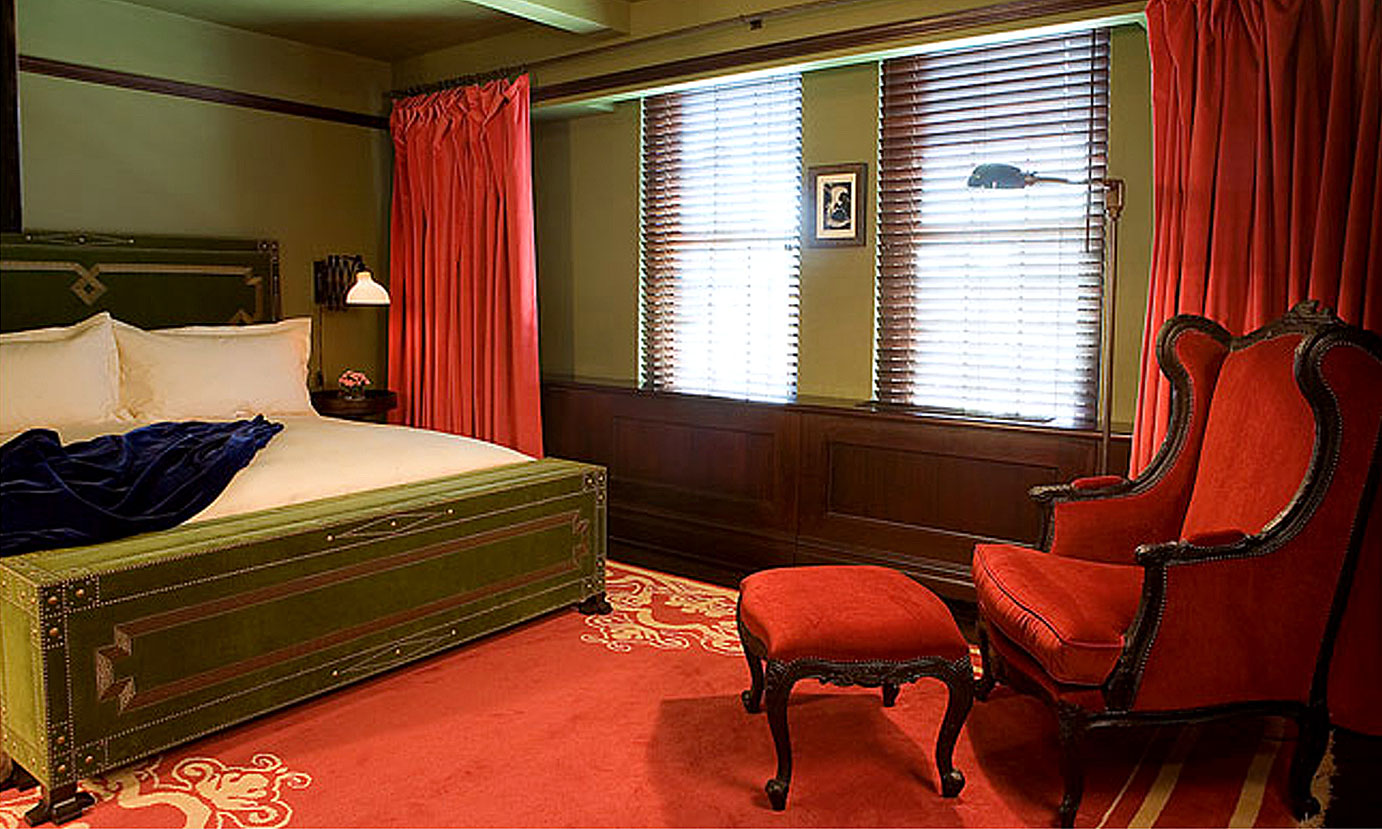 The Gramercy Park Hotel in New York City